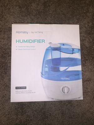 Homasy cool mist humidifier for Sale in Cedar Park, TX