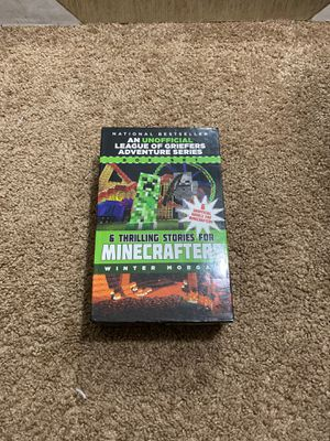 6 thrilling stories for Minecraft's winter morgan for Sale in Swatara Township, PA