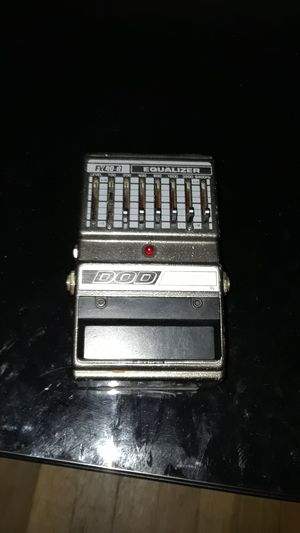 Dod fx 40b equalizer pedal for Sale in Stockton, CA
