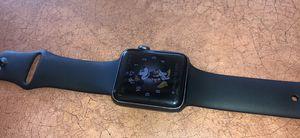 Space Gray Series 3 LTE Apple Watch (42mm) for Sale in Marietta, GA