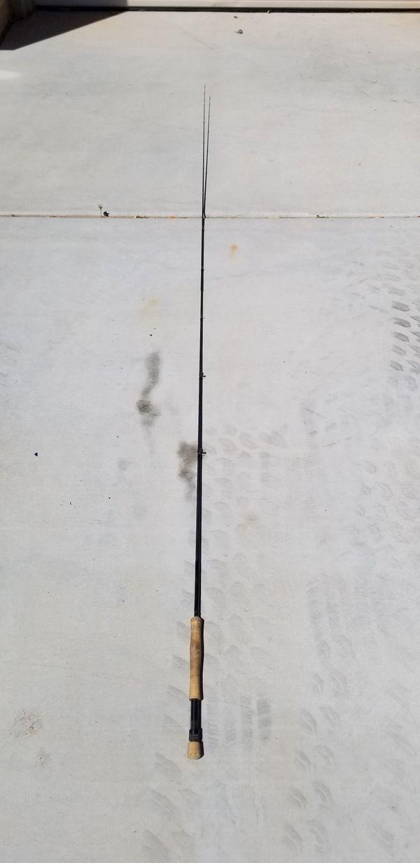 "G Loomis fly fishing pole. 9'9"" 2 piece"