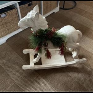 Papermache Rockinghorse for Sale in Rehoboth, MA