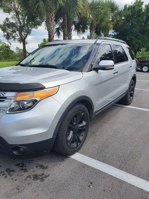 2012 Ford Explorer XLT Sport V6 Fully Equipped for Sale in Lehigh Acres, FL