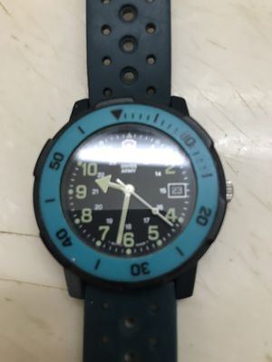 Swiss army unisex blue rubber for Sale in Raleigh, NC
