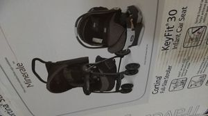 Chicco brand cortina stroller & key fit 30 car seat for Sale in Columbus, OH