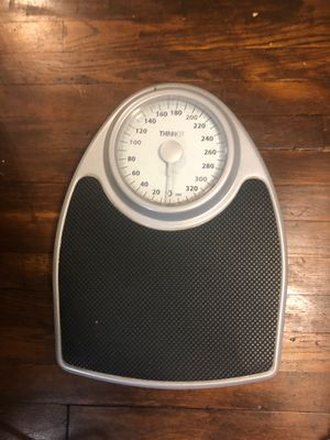 Thinner Extra-Large Dial Analog Precision Bathroom Scale, Analog Bath Scale - Measures Weight Up to 350lbs for Sale in Montpelier, MD