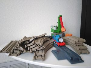Thomas and friends Crane Track master set for Sale in Austin, TX