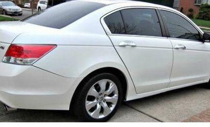 White 2010 Honda Accord EX AWDWheels Good for Sale in Abilene,  TX