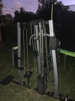 Home Gym (work out equipment) for Sale in Hialeah, FL