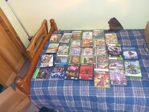 Misc Ps1, ps2, ps3, xbox, xbox360, ps4 games for Sale in New Milford, CT