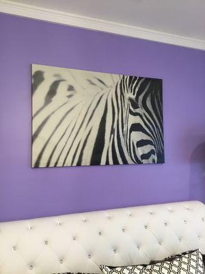 Zebra Art for Sale in Westport, MA