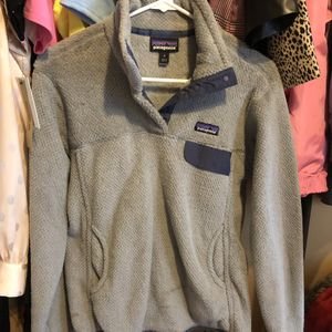 Patagonia fuzzy jacket for Sale in Anaheim, CA
