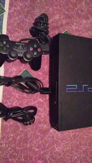 Play Station 2 with the hook ups for $50.00. I have 4 systems for sale for Sale in Wauchula, FL