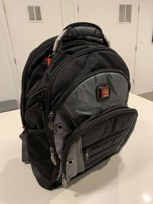 SwissGear Synergy Laptop Backpack for Sale in Chicago, IL