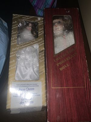 Porcelain dolls for Sale in Evergreen Park, IL
