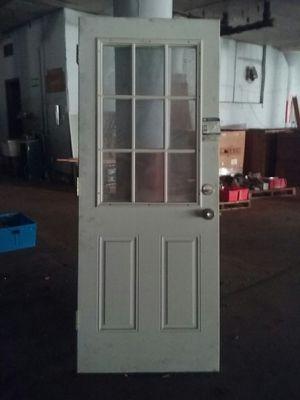 Thermal Door w Window for Sale in BRECKNRDG HLS, MO