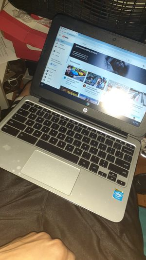 Hp chromebook 11 G6 EE for Sale in Washington, DC