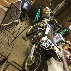 450 dirt bike for Sale in Sunnyvale, CA