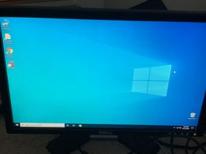 """Dell Vostro 200 Desktop Computer Intel Dual core 1.8ghz 3gb ram 160gb hd /w Keyboard Mouse and 19"""" Monitor windows 10 & wifi for Sale in Doral, FL"""