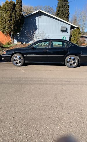 2000 Chevy impala for Sale in Milwaukie, OR