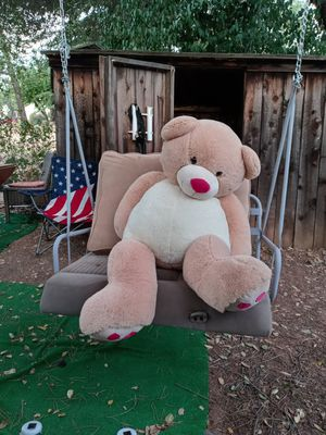Stuffed teddy bear Perfect For Valentine's Day for Sale in Auburn, CA