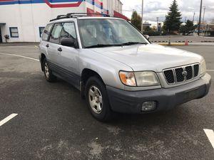 2002 Subaru Forster for Sale in Tacoma, WA