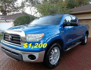 💯On Sale 2007 Toyota Tundra 4WDWheels Awesome for Sale in Cleveland, OH
