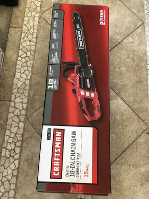 Chainsaw for Sale in San Diego, CA
