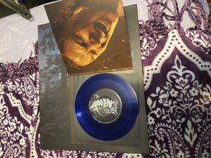 Last of us part 2 vinyl record with case and box. for Sale in Fults, IL