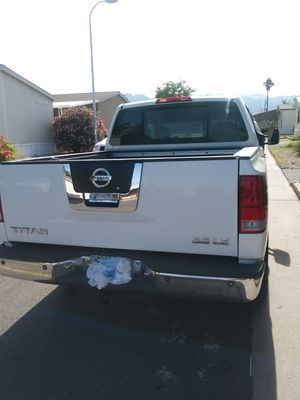 Nissan titan 2007 clan title mill 169 for Sale in Phoenix, AZ