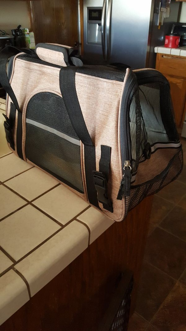 Prefect Pet Travel Carrier, soft sided