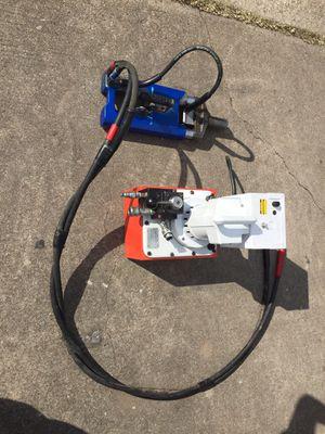 Hydraulic press for Sale in Houston, TX