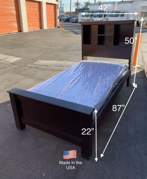 $250 brand new twin bed with mattress for Sale in Inglewood, CA
