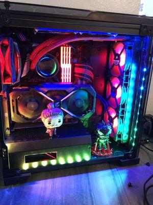 Big boy Gaming pc i7 8700k 5.0ghz 1080ti for Sale in Hialeah, FL