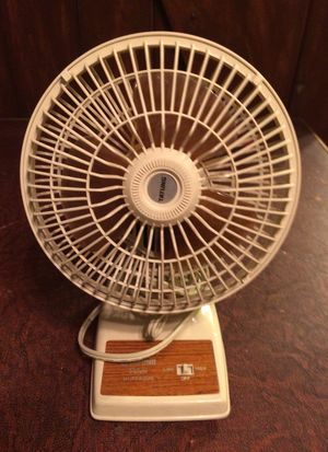 Rare Vintage Tatung Deluxe Hi-Torque Fan for Sale in Salt Lake City, UT
