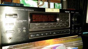 Onkyo reciever 85watts for Sale in Arlington, MA