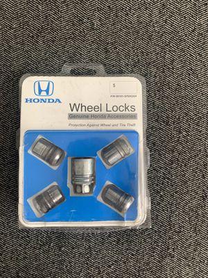 Honda wheels locks for Sale in Sterling, VA