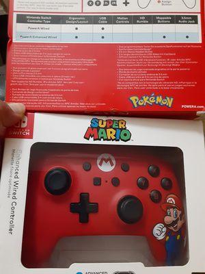 Nintendo remote ( with cord) for Sale in Dallas, TX