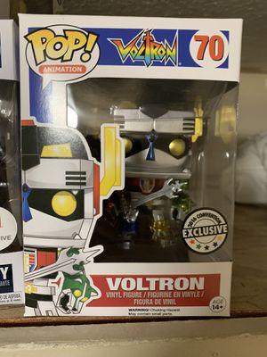 Voltron Pop (metallic) - $8 for Sale in Riverside, CA