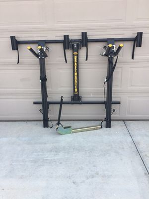 Bike / Trike Hitch Mounted Rack DRAFTMASTER ATOC for Sale in Chandler, AZ