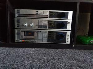 Vintage audio equipment amplifier tape deck reciver Kt-30 ka-30 kx-30 for Sale in Santa Monica, CA