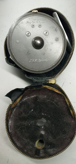 Hardy bros. England lightweight fly reel for Sale in O'Fallon, MO