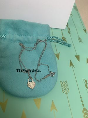 Tiffany necklace for Sale in Boynton Beach, FL