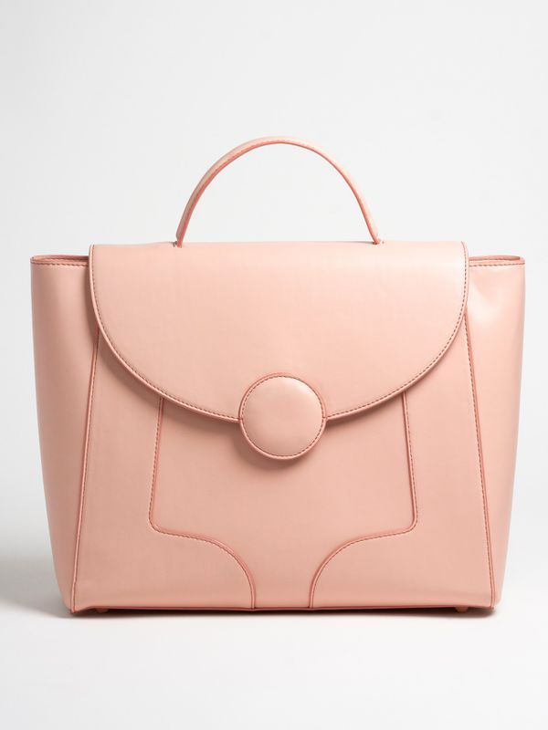 The Jaclyn Bag in Blush Pink, Convertible Backpack/Purse