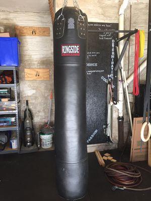 Muay Thai Boxing Punching Kicking Ringside Leather Bag for Sale in Philadelphia, PA