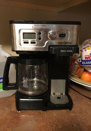 Hamilton Beach Flexbrew Coffee Maker for Sale in Ocean Ridge, FL