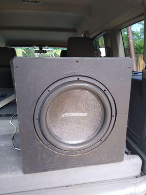 Console speaker box for Sale in Kilgore, TX