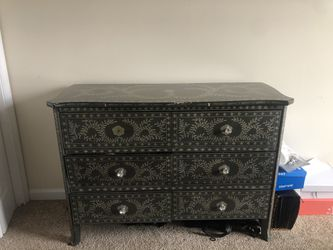 Grey Dresser Drawer for Sale in Washington,  DC