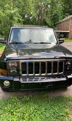 2007 Jeep Commander for Sale in Nashville, TN