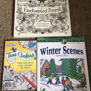 Adult Coloring Books for Sale in Buffalo, NY